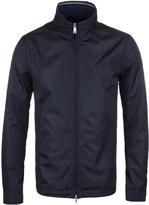 Paul & Shark Navy Lightweight Harrington Jacket