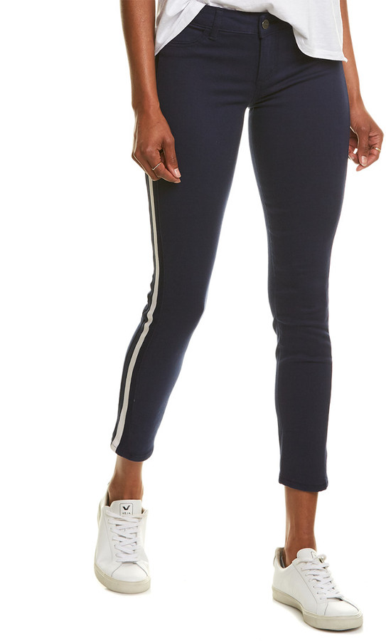 Thumbnail for your product : Siwy Hannah My World Is Navy Signature Skinny Leg Jean