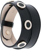 Bulgari double strap bracelet