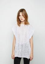 MM6 MAISON MARGIELA Crochet Tunic