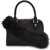 Aldo Montegabbione faux-fur shoulder bag