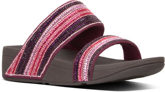 FitFlop Rosa Crystal Mosaic Slide
