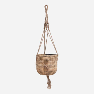 House Doctor - Woven Hanging Planter