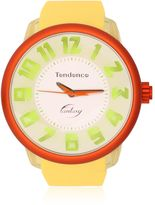 Tendence Fantasy 3h Yellow & Orange Watch