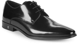 Versace Patent Leather Derby Shoes