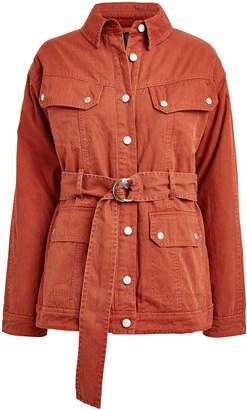 Marissa Webb Ellery Cotton Cargo Jacket