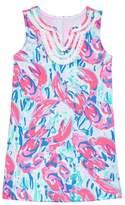 Lilly Pulitzer R) Mini Harper Shift Dress