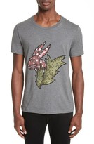 Burberry Men's Oscar Beasts Crewneck T-Shirt