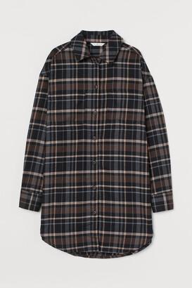 H&M Long shirt