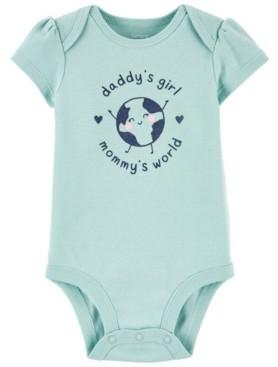 Carter's Baby Girls Daddy's & Mommy's Original Bodysuit