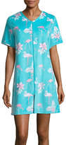 Adonna Short Sleeve Terry Cloth Robe