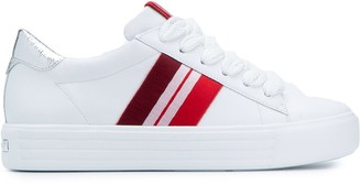 Kennel + Schmenger Stripe Applique Sneakers