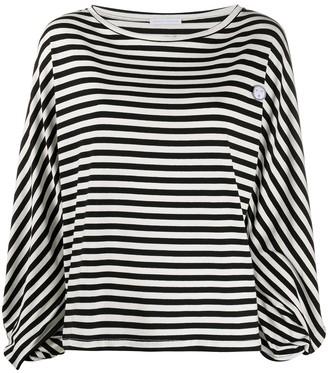 Societe Anonyme stripe longsleeved T-shirt