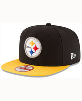 New Era Pittsburgh Steelers Official Sideline 9FIFTY Cap