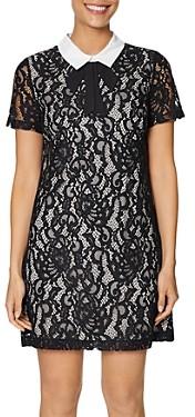 Betsey Johnson Lace Shift Dress