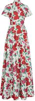 Emilia Wickstead M'O Exclusive Miranda Floral Gown