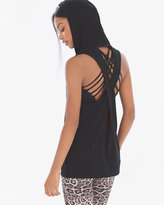Soma Intimates X-Back Sleeveless Hoodie