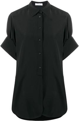 J.W.Anderson Shortsleeved Silk Shirt