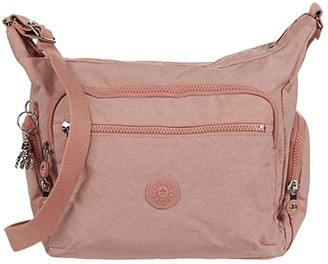 Kipling Gabbie Crossbody Bag (Galaxy Twist Pink) Handbags