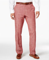 Tasso Elba Men's Chambray Pants, Only at Macy's
