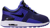 Nike Boys' Toddler Air Max Zero Essential Casual Running Shoes