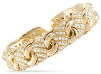 Heritage Bvlgari Bulgari 18K 8.00 Ct. Tw. Diamond Bracelet