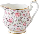 Royal Albert Rose Confetti Vintage Creamer