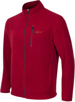 Greg Norman For Tasso Elba Men's Big and Tall 5 Iron Fleece Jacket, Only at Macy's
