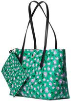 Kate Spade Molly Party Floral Leather Tote