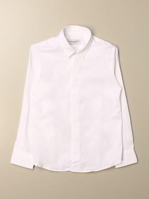 Paolo Pecora Basic Shirt In Cotton