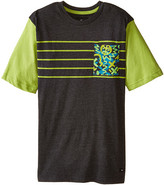 Quiksilver Cave Crew T-Shirt (Big Kids)