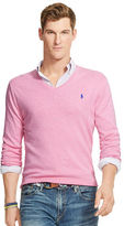 Ralph Lauren Slim-fit Pima Cotton Sweater