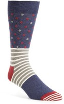 Happy Socks Men's Stripe & Dot Socks