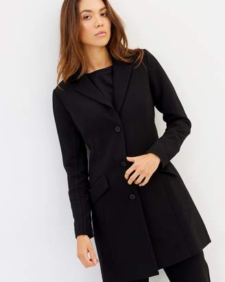 Privilege York Fitted Sleeve Coat