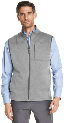 Izod Men's Advantage Performance Sweater Fleece Vest