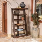 Christopher Knight Home Holton 5-shelf Oak Wood Bookcase