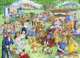 House Of Puzzles Car Boot Sale - 1000Pc Puzzle