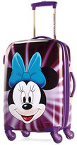American Tourister Minnie Mouse Face Hardside Spinner- 28in.