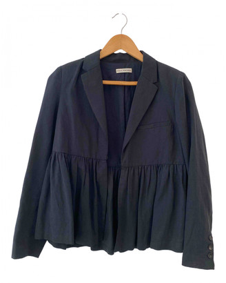 Ulla Johnson Black Linen Jackets