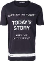 Dolce & Gabbana Today's Story T-shirt