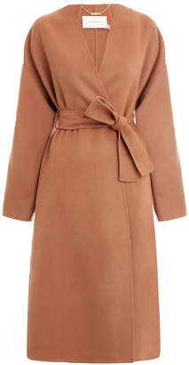 Zimmermann Resistance Wrap Coat