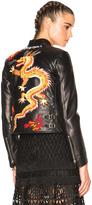 Valentino Dragon Embroidery Jacket
