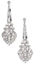 Ben-Amun Women's Crystal Drop Earrings