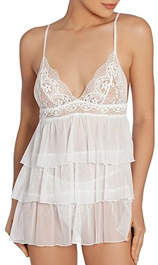 Jonquil Tiered Babydoll