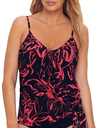 Magicsuit Out Of Line Alex Underwire Tankini Top