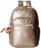 Kipling Seoul Large Metallic Backpack Bags