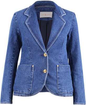 Tory Burch Single-breasted Jacket