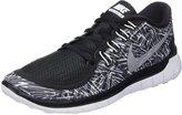 Nike Women's Free 5.0 Print Running Shoe 8 Women US