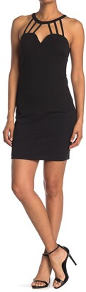 GUESS Strappy Sleeveless Mini Dress