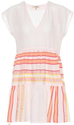 Lemlem Eskedar cotton-blend minidress